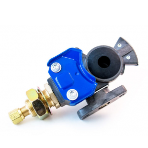 TR035094 Service Gladhand with Shut-off Valve