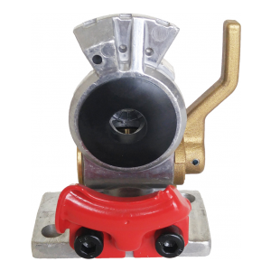 TR035152 Flange Mount Emergency Gladhand with Shut-off Valve
