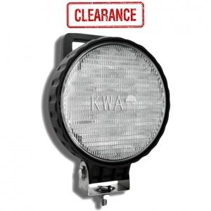 "WL4500-RF 7"" Round,  63W, 21 LEDs, 4500Lm, output, Flood Beam Work Light"