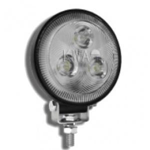 """WL600-RF 3 1/2"""" Round Work Light"""