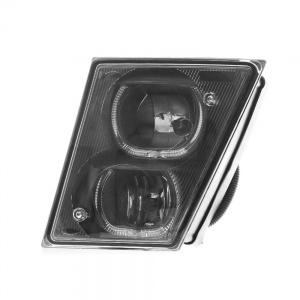 TR205-PVLHL-L Driver Side Fog Light with LED Bar for Volvo VN/VNL Trucks