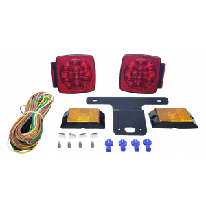 TR56111 Stop, Turn, Tail, Rear Reflex, Side Marker, and Side Reflex Light Set