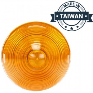 TR56125 LED, Yellow Beehive, 10 Diode, Marker Clearance Light (Made in Taiwan)