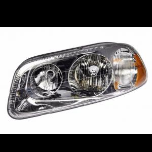 TR049-MHL-L Driver Side Headlight for L Mack Granite, Pinnacle,Vision Trucks